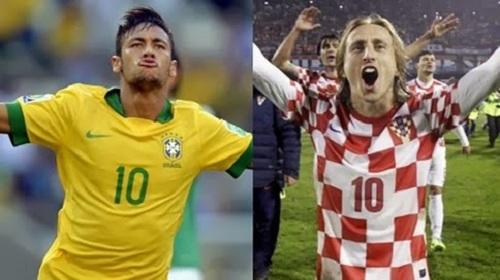 Horario del partido Brasil vs Croacia[5]