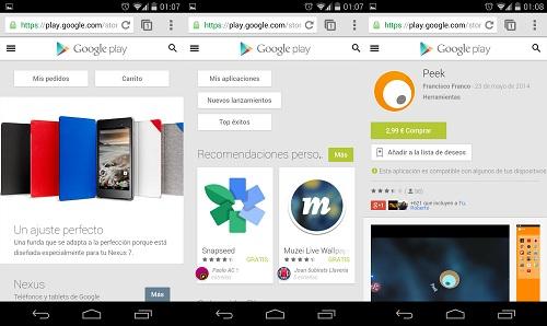 google-play-movil-web